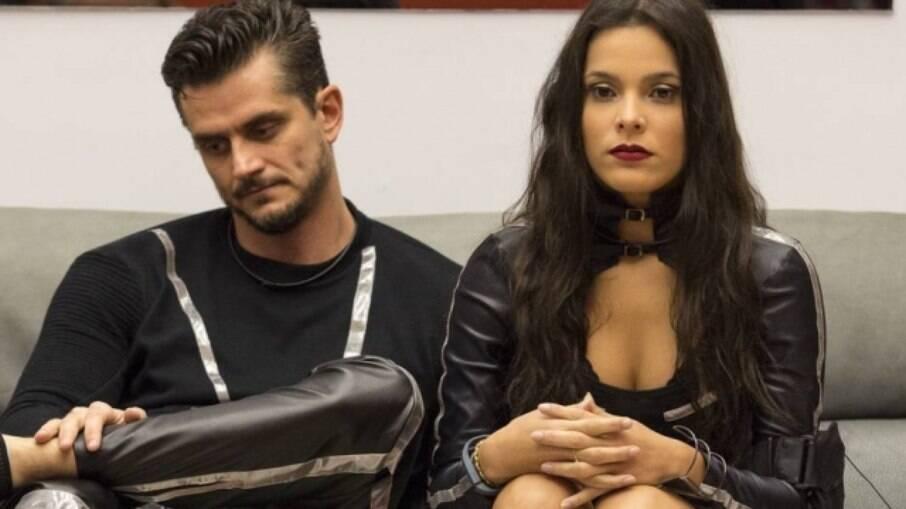 Emilly Araújo fez denúncia de violência doméstica contra Marcos Harter do ''BBB17''