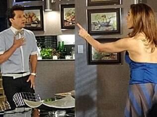 Crô provoca Tereza Cristina e é demitido