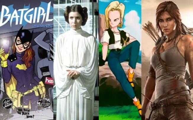 Para o Dia do Orgulho Nerd, sugerimos 15 personagens icônicas do universo geek para você conhecer e se inpirar