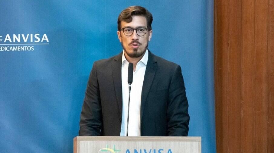 Gustavo Mendes, gerente geral de medicamentos da Anvisa