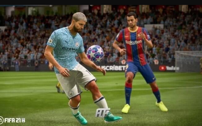 FIFA 21 é lançado