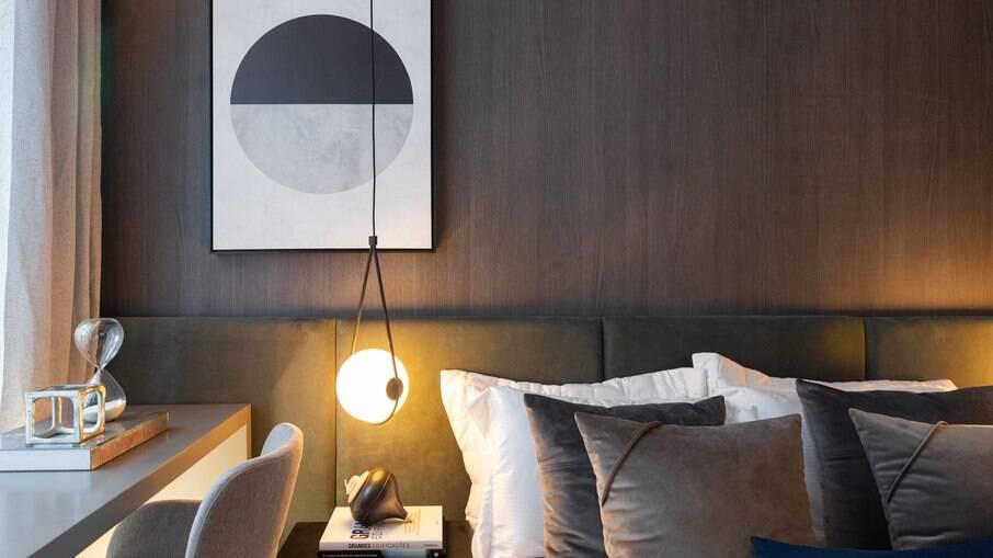 O cinza é o novo tom neutro dominante nas decorações de alto padrão Luana Castro