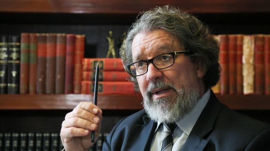 Advogado criminalista Antônio Carlos de Almeida Castro, o Kakay