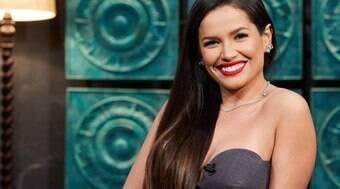 Juliette revela crush em ex-calouro de Raul Gil