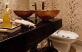 Aprenda alguns truques e dicas para decorar seu lavabo