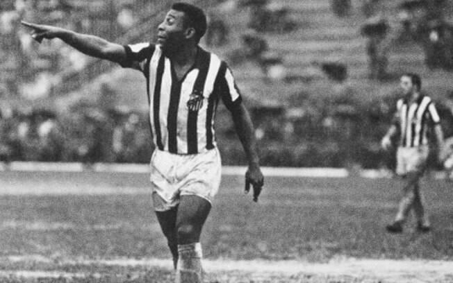 Pelé desejou sorte para Cristiano Ronaldo em sua estreia
