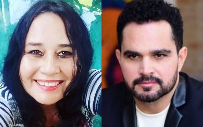 Cantor Luciano é detonado por ex-mulher após crise com filho