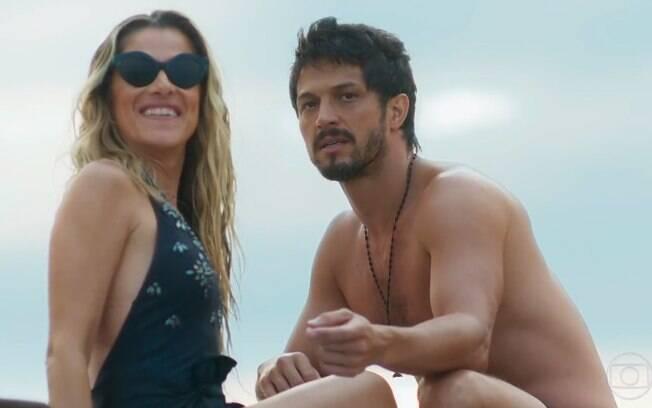 Silvana e Marcos em