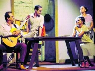 Contos de Guimarães Rosa foram a inspiração para o texto do espetáculo
