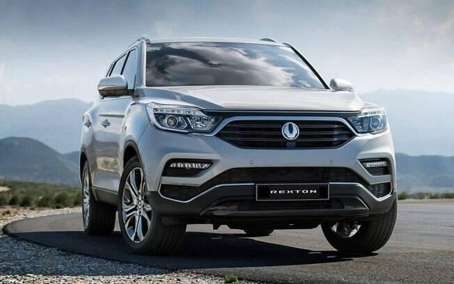 SUV  foi apresentado na Coréia do Sul no final do ano passado e ainda não começou a ser vendido na Europa