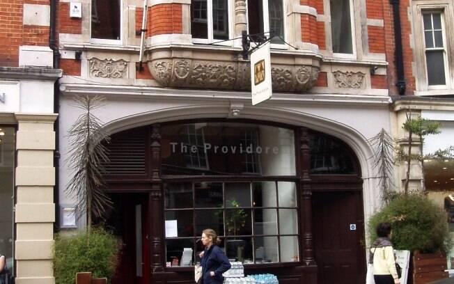 Providores & Tapa Room é um dos restaurantes mais concorridos da capital inglesa