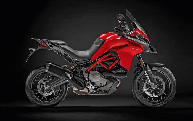 Ducati Multistrada 950 S: versão com menor cilindrada chega ao Brasil como opção mais em conta da linha da marca italiana
