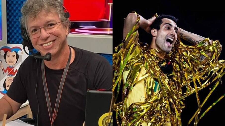 Boninho e Douglas Souza