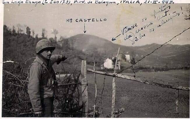 Vitória na Batalha de Monte Castello completa 74º aniversário
