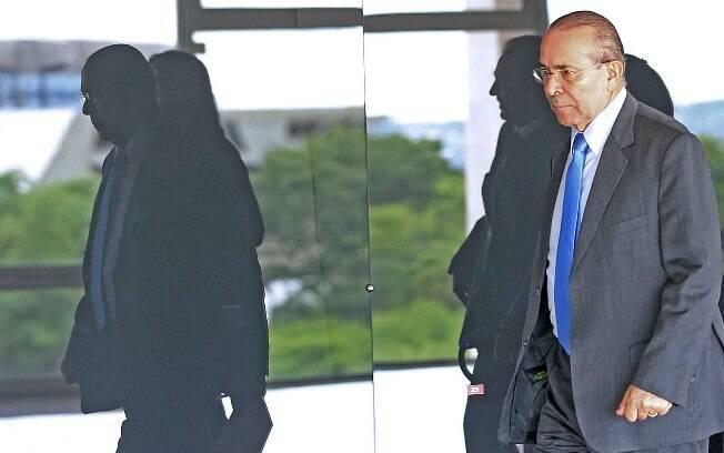Ministro da Casa Civil, Eliseu Padilha foi um dos representantes do governo na reunião com lideranças de caminhoneiros