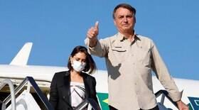 Bolsonaro irá celebrar com inauguração de 10km de asfalto