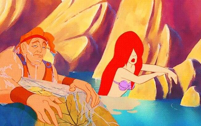 Hércules é tio-avô de Ariel