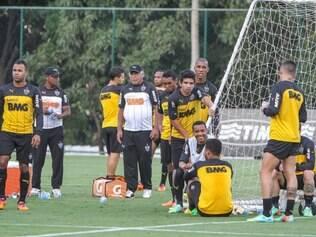 Atlético busca juntar os cacos após eliminação nas oitavas de final da Libertadores