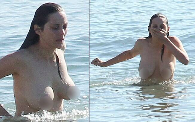 "Marion Cotillard fez topless para cenas do filme ""Rust And Bohne"""