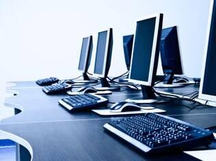 Vendas de computadores estão em queda