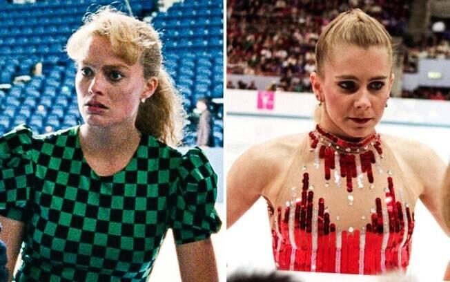 Margot Robbie é a patinadora artística Tonya Harding no filme