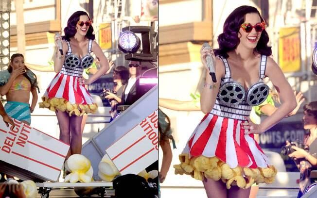 Katy Perry apresentando
