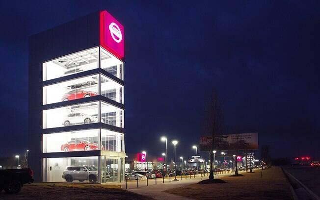 Concessionária da Nissan nos EUA já começa a estabelecer um novo padrão que deverá mudar nos próximos anos