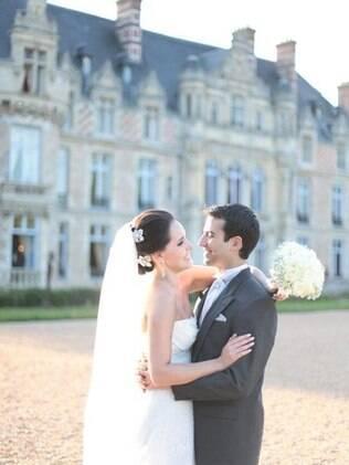 Maria Clara e Youssef decidiram fazer a cerimônia religiosa em Paris