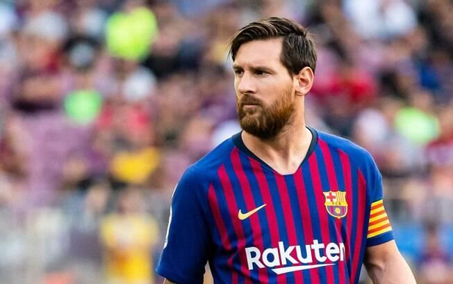 Messi não gostou das declarações de Abidal