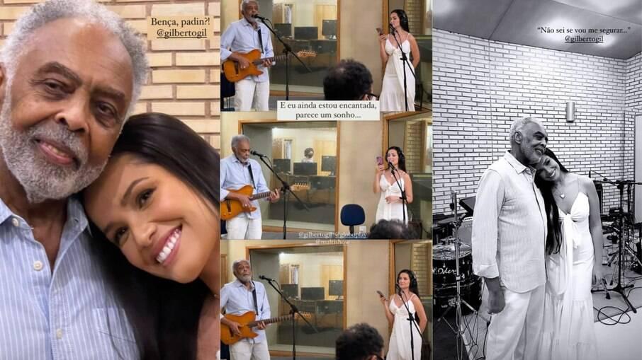 Gilberto Gil e Juliette