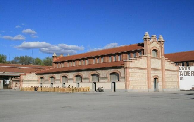 Matadero lidera a lista de atrações em Madri. Veja mais