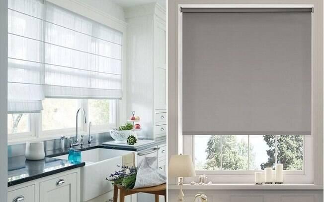 Investir em cortinas que bloqueiem bem a luz e mantê-las fechadas de dia ajuda a manter a casa arejada