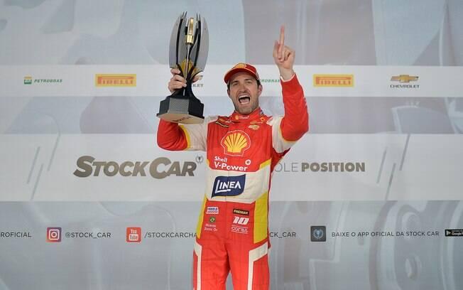 Ricardo Zonta venceu a última prova da Stock Car em 2018