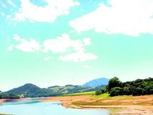 Em fevereiro, reservatórios do sistema Cantareira estavam críticos