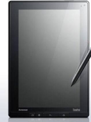 ThinkPad Tablet já está disponível no mercado
