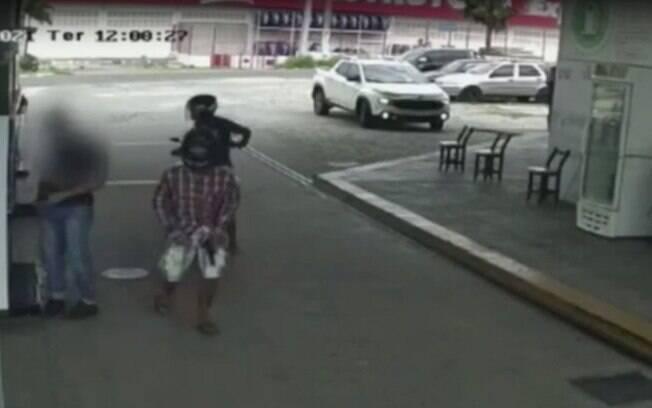 Posto de combustíveis foi assaltado duas vezes no mesmo dia em Caicó, interior do RN