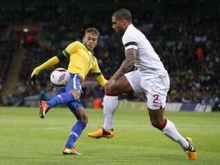 Inglaterra 2 x 1 Brasil