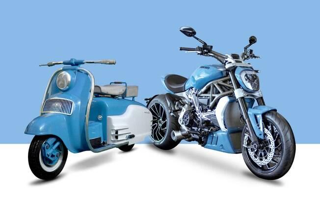 A edição comemorativa da Ducati XDiavel S customizada promete chamar atenção de saudosistas das motos italianas