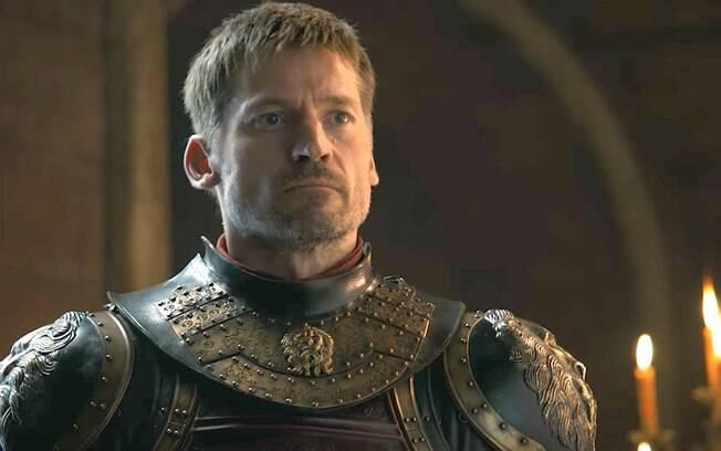 Jamie Lannister está a caminho do Norte para encontrar Daenerys e Jon