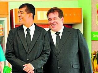Pedrão e Jorginho levam seu humorístico global para a telona