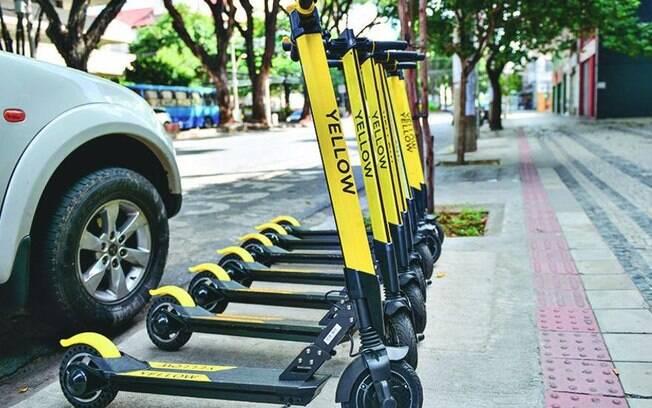 Procon-SP disse que informações de uso e condições de risco de bicicletas e patinetes não estão claras ao consumidor