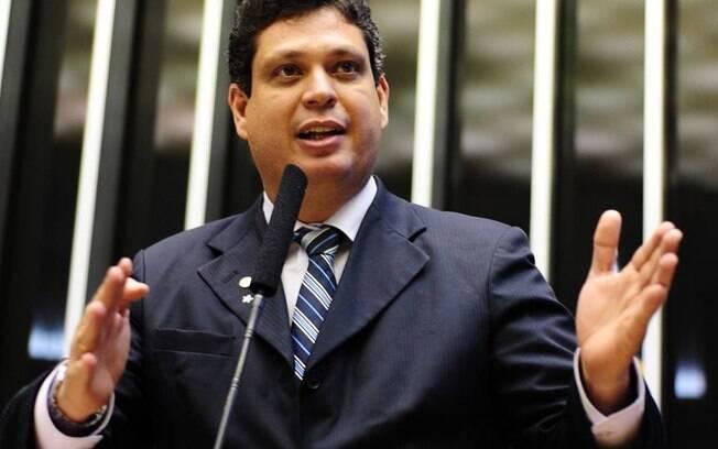 Márcio Macedo no Congresso: ele não era apontado entre os favoritos para assumir cargo