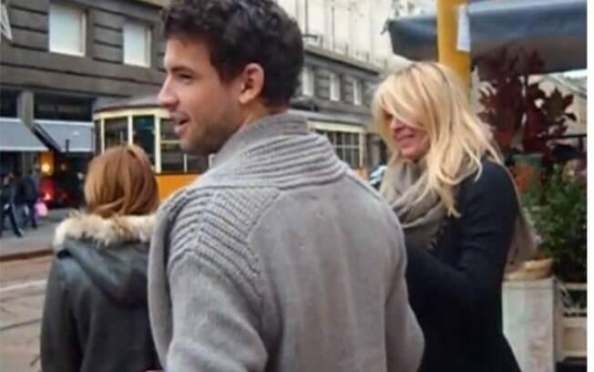 Maria Sharapova foi vista ao lado de Grigor  Dimitrov