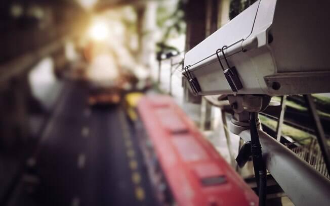 Câmeras de segurança poderiam informar quantas pessoas estavam no carro se imagens fossem de alta definição