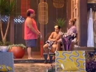 Yudi e Ivo afirmam que Aryane se insinuou para eles