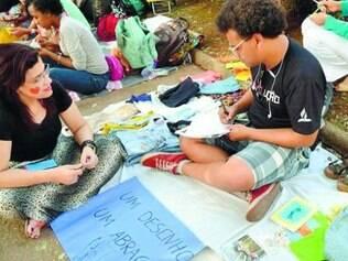 A primeira edição da feira em Belo Horizonte foi em maio de 2013