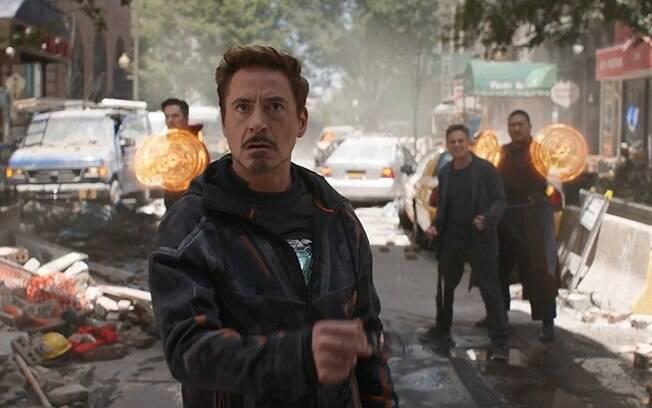 Tony Stark iniciou a saga dos Vingadores em 2008. Agora, ele é um dos heróis que devem se despedir da Marvel