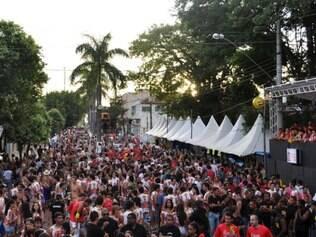 Carnaval de Abaeté é um dos mais badalados do interior mineiro