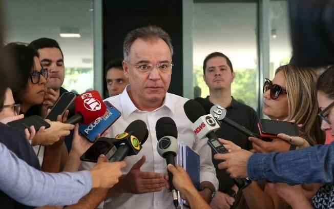 O relator da Previdência, Samuel Moreira (PSDB), estuda acabar com o Plano de Seguridade Social dos Congressistas