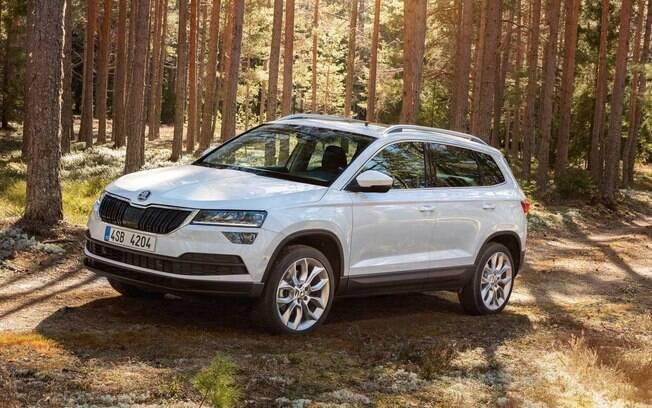 Skoda Karoq: SUV da marcha tcheca terá a mesma base do Tarek, que logo será lançado pela Volkswagen